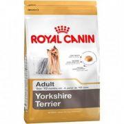Promoção Royal Canin Yorkshire adulto 1kg