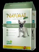 Ração Formula Natural Cães Filhotes Raças Pequenas