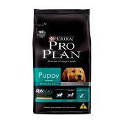 Ração para cães filhotes Pro Plan puppy raças medias 15kg