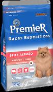 Ração Premier Cães Raças Específicas Spitz alemão adulto 1kg