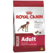 Ração Royal Canin Medium adulto 15kg