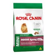 Ração Royal canin Mini Indoor Ageing 12+