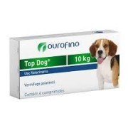Top Dog 10kg 4 comprimido