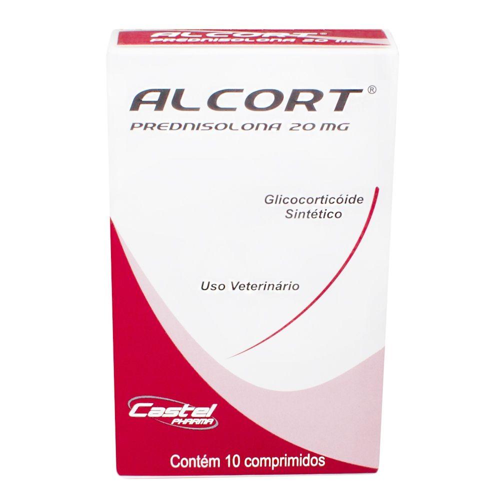 Alcort 20mg 10 comprimidos