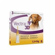 Anti Pulgas e Anti Carrapatos Vectra 3D
