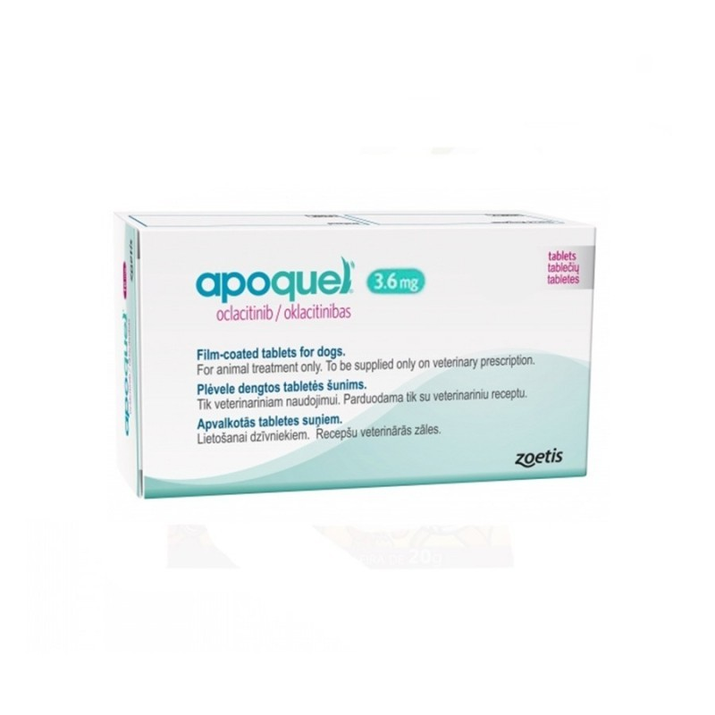 Apoquel 3,6mg  20 comprimidos
