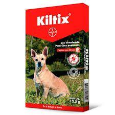 Coleira Kiltix 35 cm para cães pequenos
