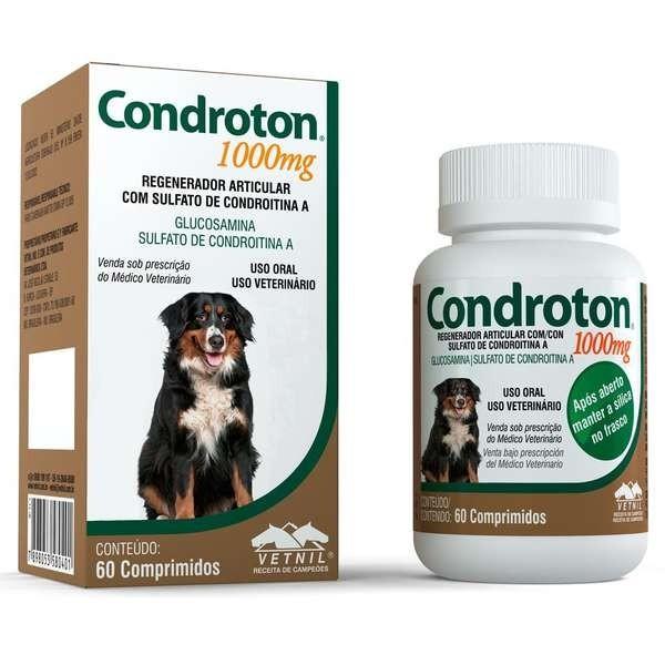 Condroton - Protetor articular para cães