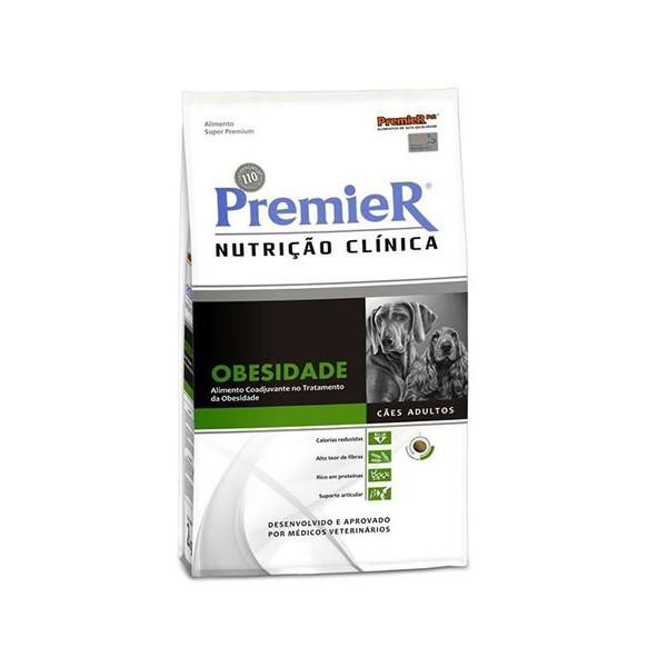 Ração Premier Nutrição Clinica para Cães Adulto Obesidade 10,1kg