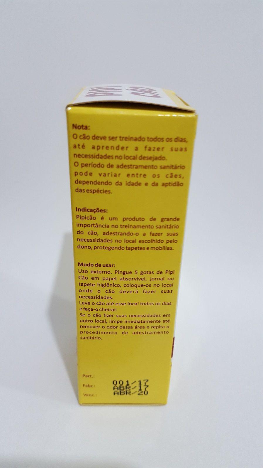 Educador sanitário Pipi Cão 20 ml