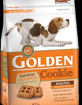Golden Cookie Adulto Raças Pequenas 400 gramas
