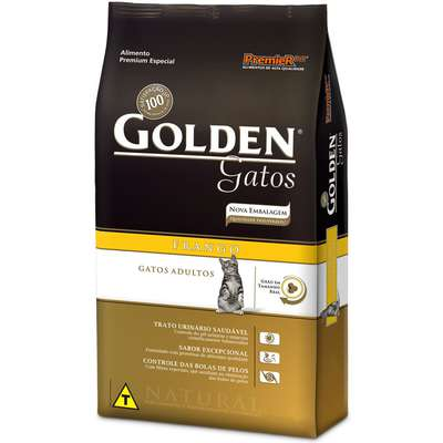 Golden Gato Adulto sabor frango