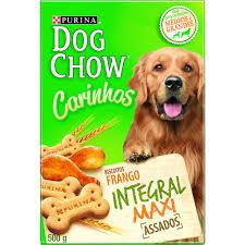 Petisco Dog Chow Integral MAXI 500 gramas