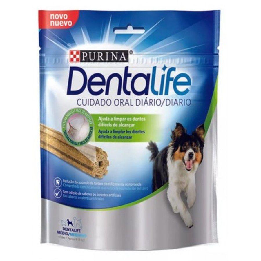 Petisco Purina Dentalife para cães de raças médias 51 gramas