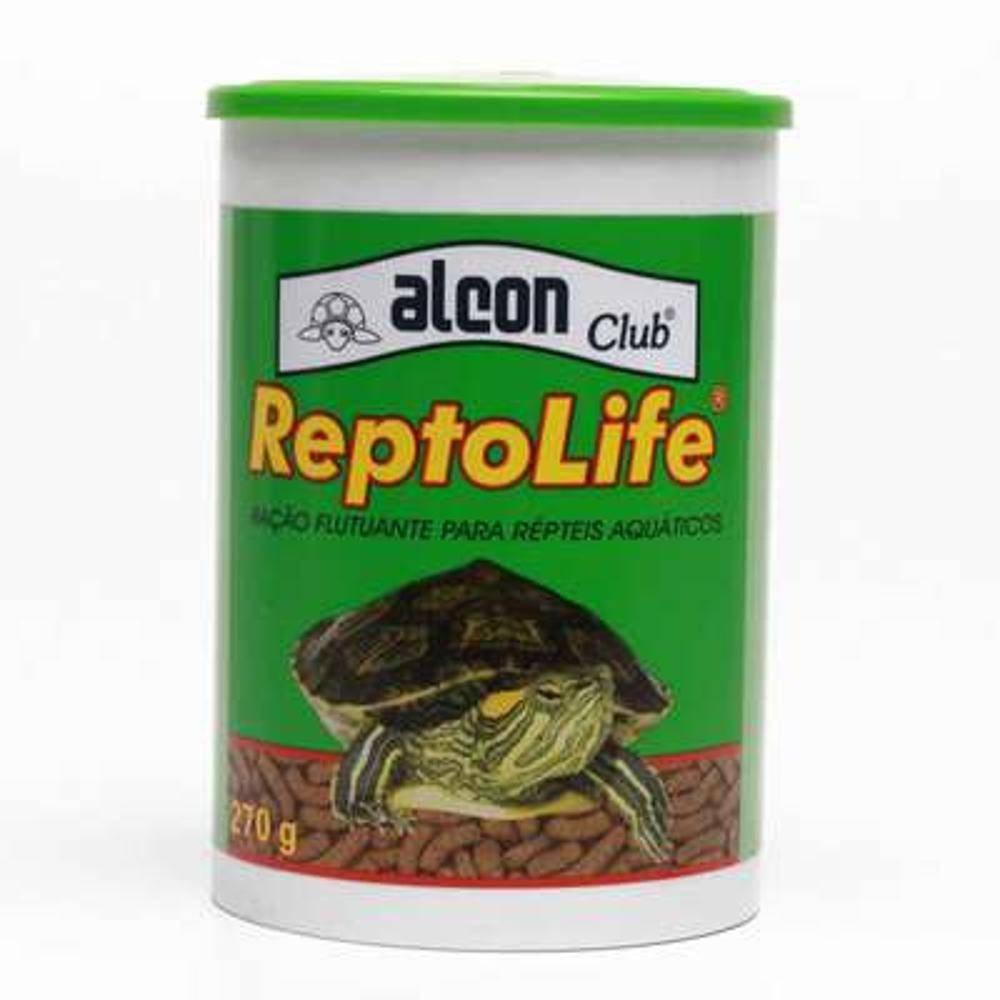 Ração de Tartaruga Alcon Reptolife 270gr