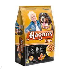 Ração Magnus Cães adultos Todo dia Sabor carne 15kg