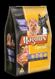 Ração para cães adultos Magnus premium especial pequeno porte frango e cereais