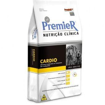 Ração Premier Nutrição Clinica para Cães Adulto Cardio 2kg