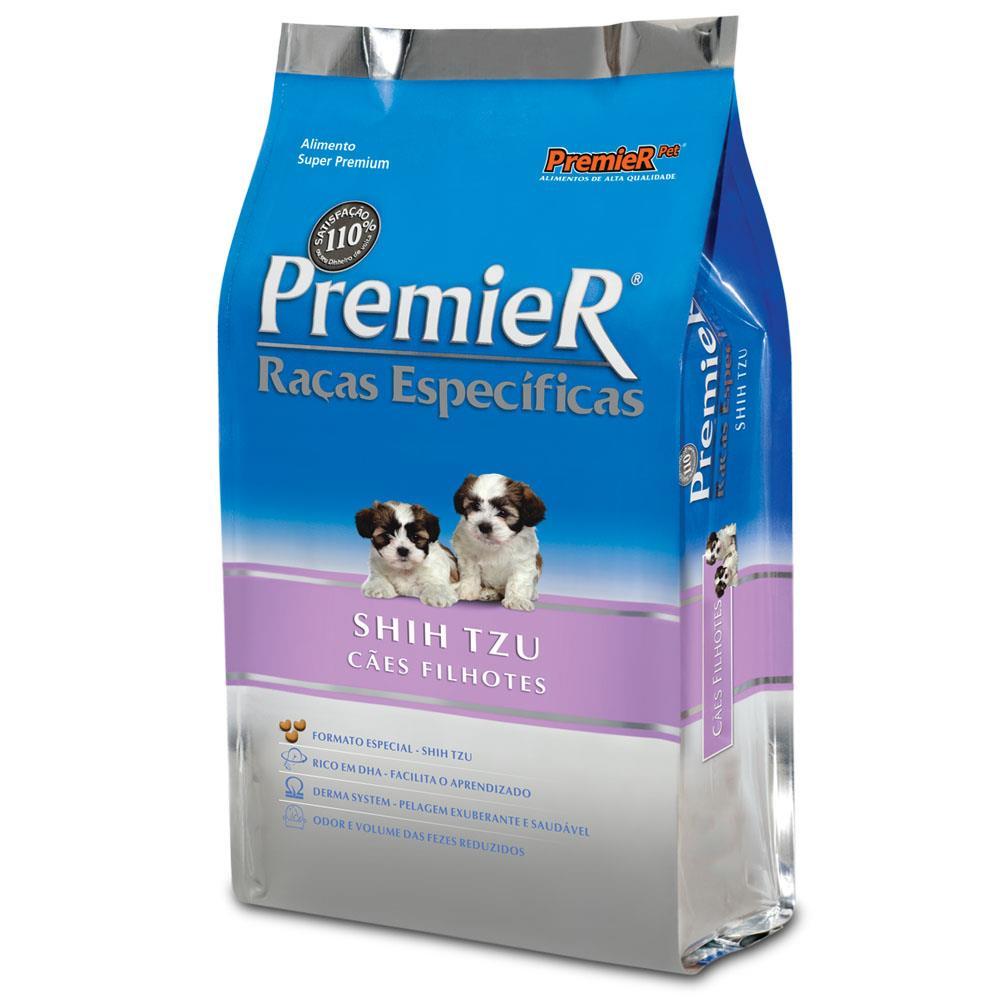 Ração Premier Raças Especificas para Cão Shih Tzu Filhote