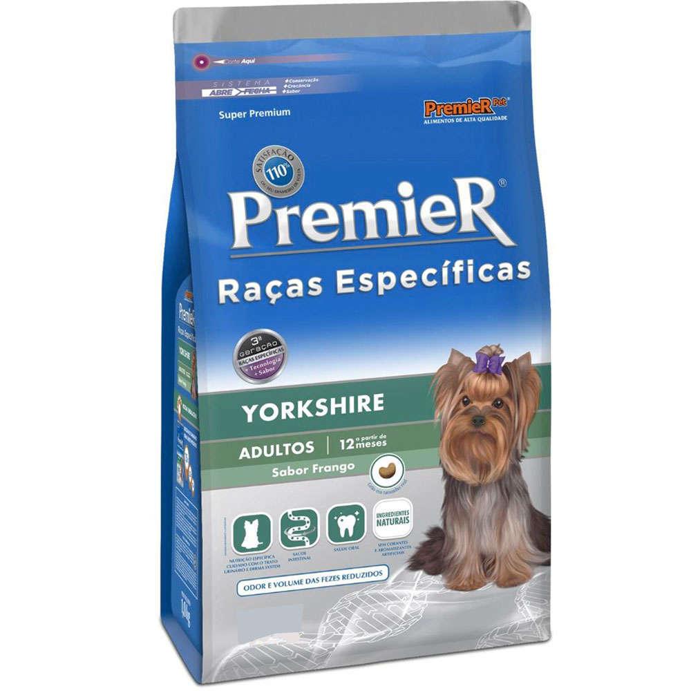 Ração Premier Raças Especificas para Cão Yorkshire Adulto