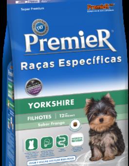 Ração Premier Raças Especificas para Cão Yorkshire Filhote