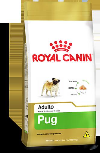 Ração Pug adulto Royal Canin