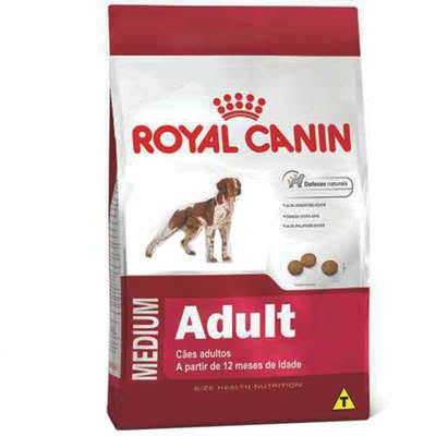 Ração Royal Canin Medium adulto 15kg
