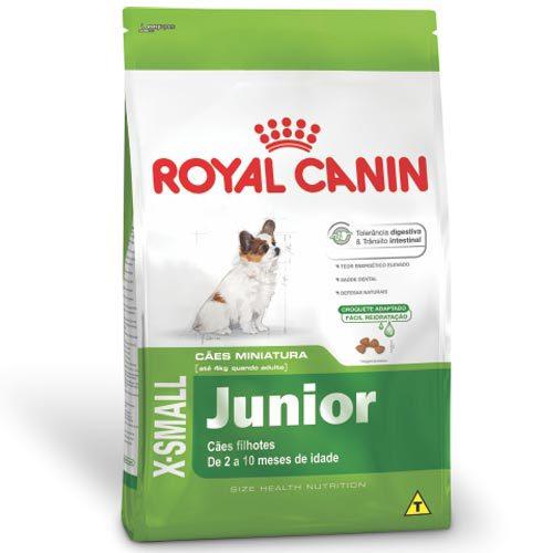 Ração Royal Canin X - Small cães Filhotes