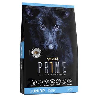 Ração Special dog Junior sabor carne 20kg