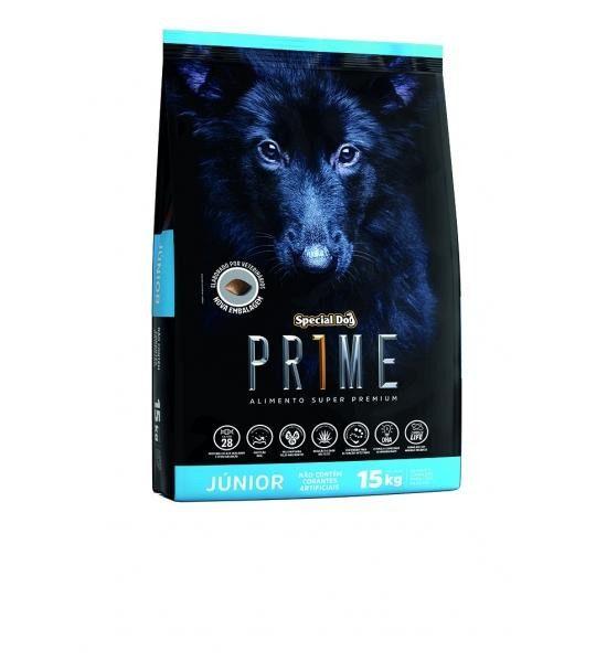 Ração Special dog Prime Filhotes (junior)