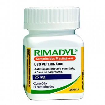 Rimadyl 25mg 14 compromidos