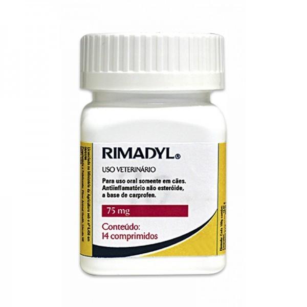 Rimadyl 75mg 14 comprimidos