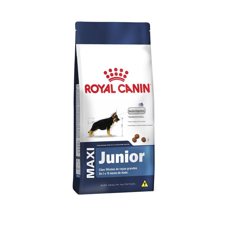 Royal Canin Maxi Filhotes - Ração para cães de grande porte 15kg