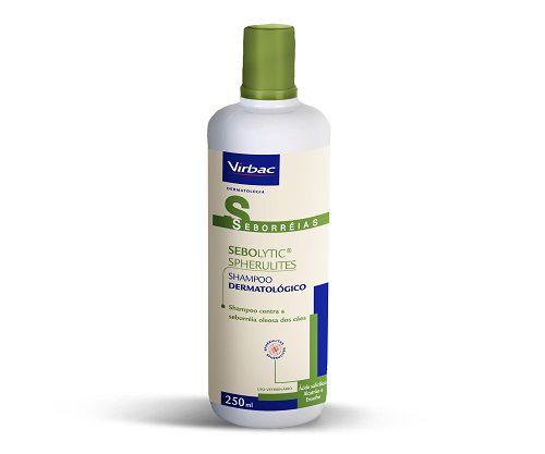 Shampoo Sebolytic Spherulites Virbac 250ml