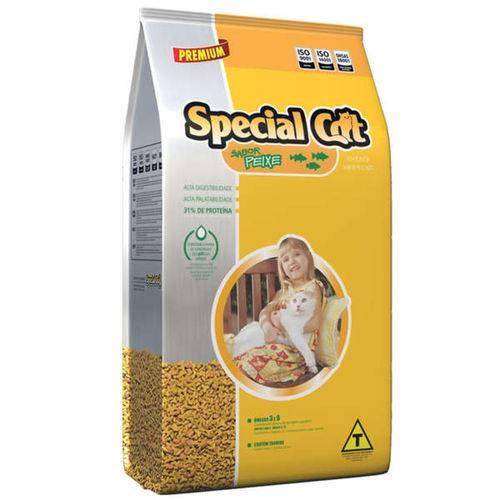 Special Cat 1kg Sabor peixe