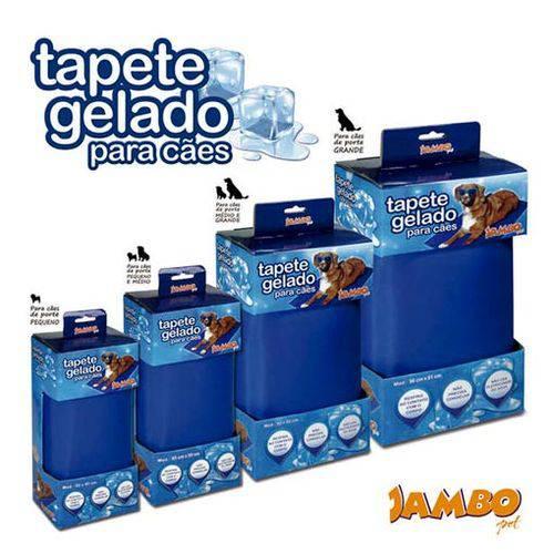 Tapete gelado Mat cool Jambo Pet 50cmx90 (grande)