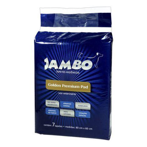Tapete higiênico para cães  Jambo PET - Excelente absorção- Gold premium