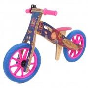 Bicicleta de Equilíbrio sem Pedal DIGO CARDOSO + BICIQUETINHA Vice-Versa Rosa