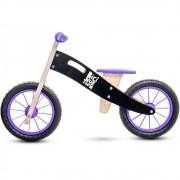 Bicicleta de Equilíbrio Biciquetinha Lousa Roxa