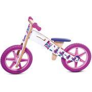 Bicicleta de Equilíbrio sem Pedal UNICÓRNIO