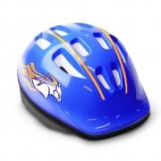 Capacete Infantil Azul para Bicicleta