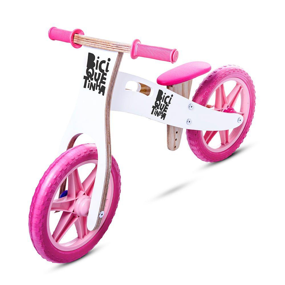 Bicicleta de Equilíbrio NEVE ROSA