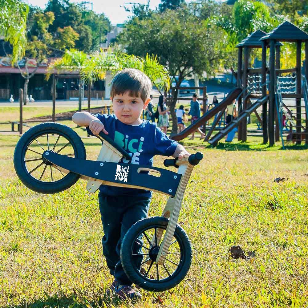 Bicicleta de Equilíbrio Biciquetinha Lousa