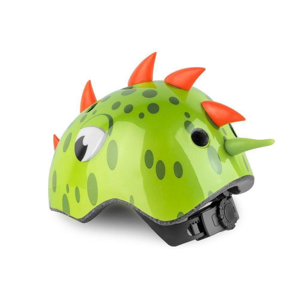 0fa9e4a35 ... Capacete Infantil Balance Bike ou Bicicleta Dinossauro Kidzamo