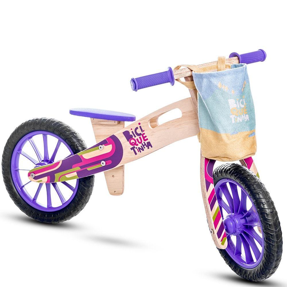 Cestinha para Bicicleta BiciQuétinha