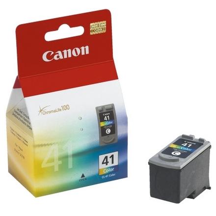 Cartucho Canon CL41 CL-41 Colorido PIXMA IP1200 IP1300 MP140 MP160