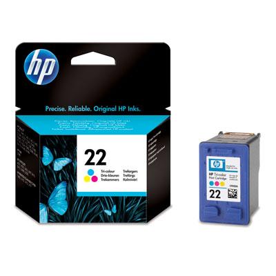 Cartucho HP22 HP 22 C9352AL  Colorido Original