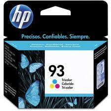 Cartucho HP93 HP 93 C9361WL Colorido Original