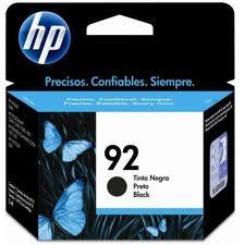 Cartucho HP92 HP 92 C9362WL Preto para 1510 c3180 C4180 d5440 psc1500