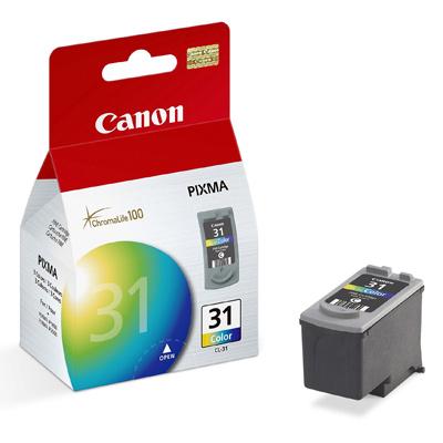 Cartucho Canon CL31 CL-31 31 Colorido PIXMA IP1800 MP140 MP190